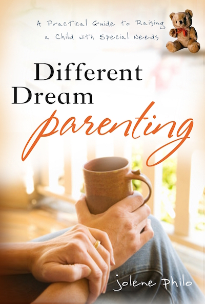 Different Dream Parenting 400 x 600