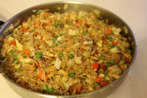 IMG 0503 300x200 Clean Out the Fridge Fried Rice