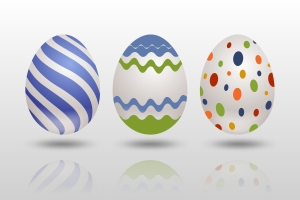 1383563 easter eggs Three Springy Thoughts for Thursday