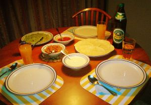 352641 ready for burritos Top 10 Reasons to Eat Supper as a Family