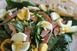 Breakfast salad 300x200 Breakfast Salad? Are You Kidding Me?