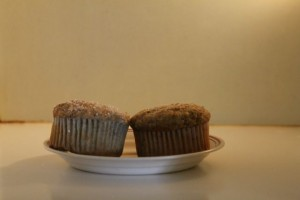 memory microwave muffins 300x200 The Muffins in the Microwave and other Morning Mysteries