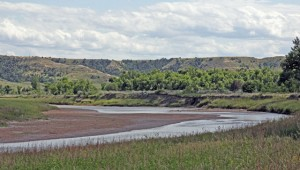 roosevelt river4 560px 300x170 How Big Is Little Missouri River Country?