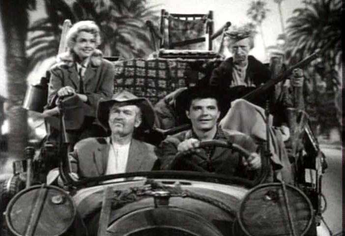 first shot beverly hillbillies Three Thoughts for Thursday