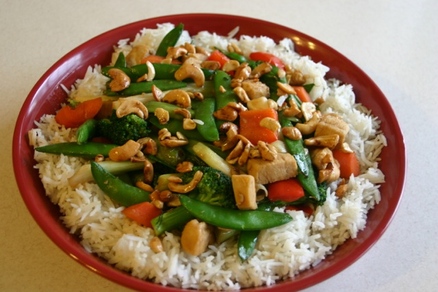 Cashew Chicken Top Ten Chilly Weather Recipes