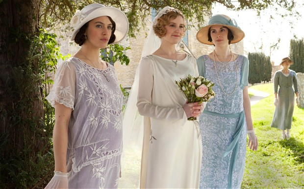 DowntonAbbey3 2353968b Always the Bridesmaid, Never the Flower Girl