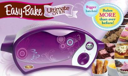 Hasbro's EasyBake Oven for Bros