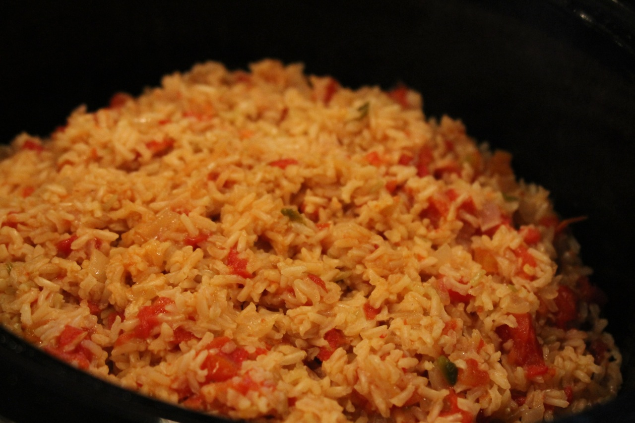 Mexican Rice Recipe — Dishmaps