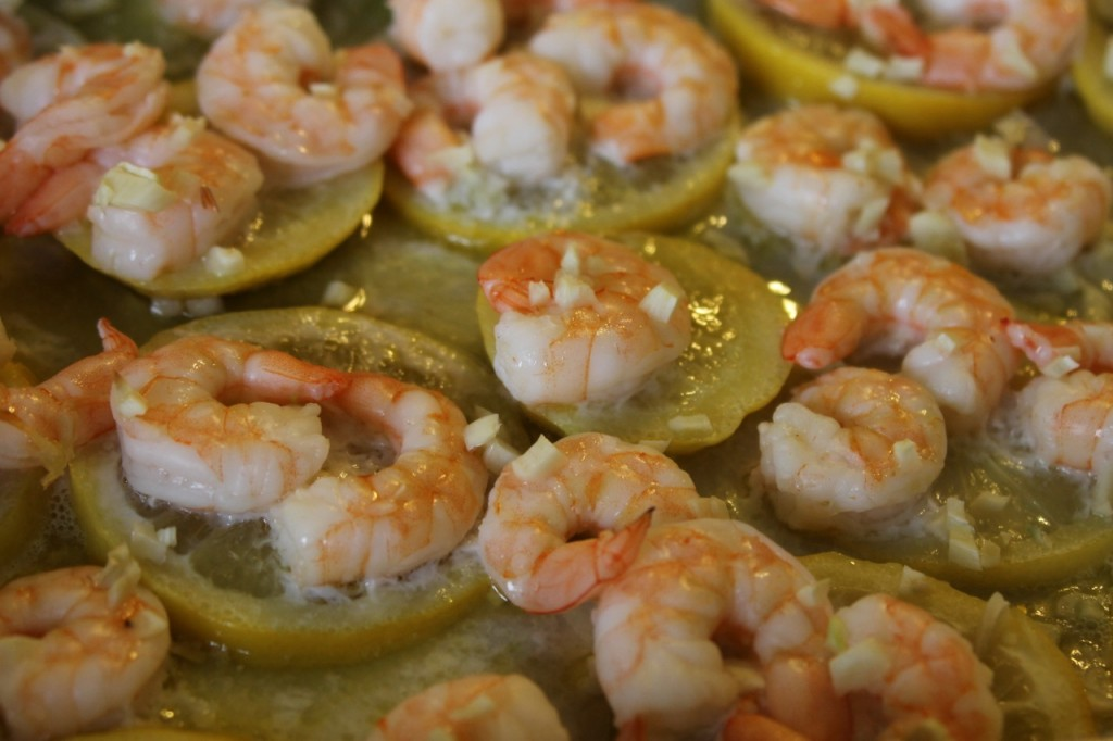 Baked Lemon Shrimp 1024x682 Baked Lemon Shrimp 