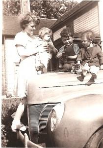 Dorothy Wayne's kids