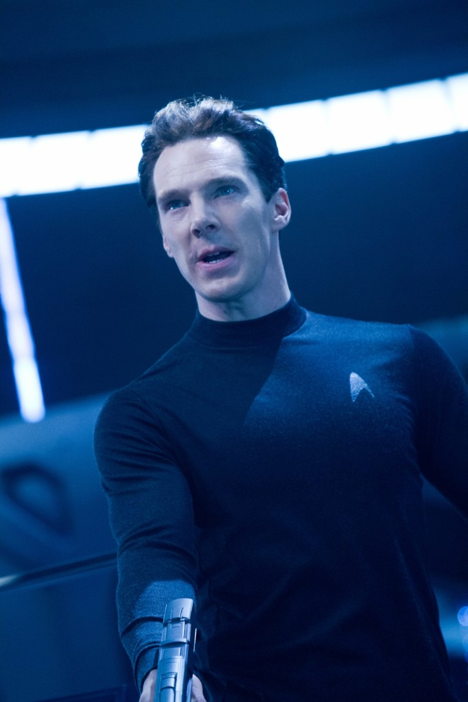 benedict cumberbatch star trek into darkness 682x1024 Three Thoughts for Thursday