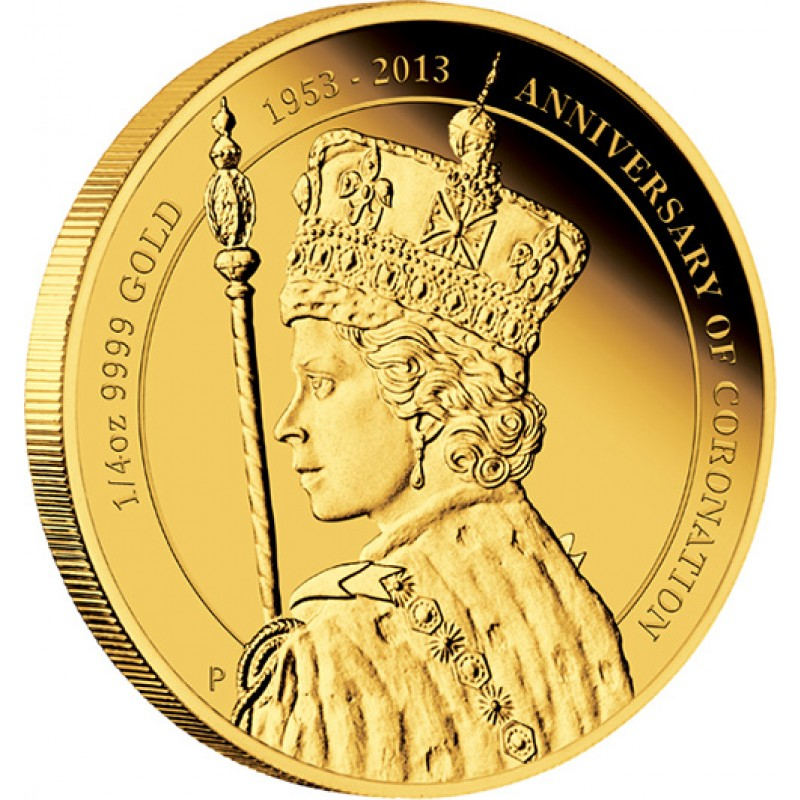 2013 queen elizabeth 60th anniversary coronation 1 4oz gold proof coin Where a Minnesota Farm Girl and Queen Elizabeth Meet