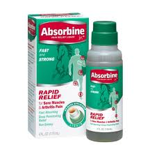 Absorbine Jr is more than horse or human liniment. It's also a bug repellent and a sexy and promising senior citizen perfume.