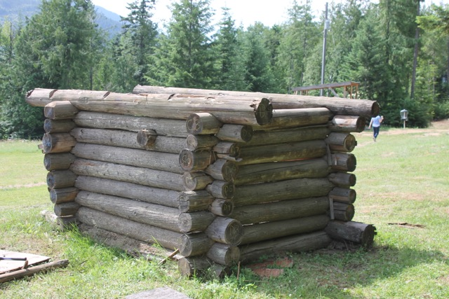 Lincoln Logs 6 1/2