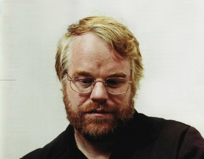 What My Friend Taught Me about Philip Seymour Hoffman