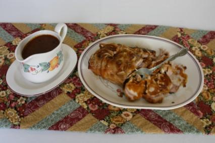 Oriental Pork Roast