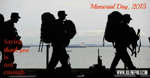 Memorial Day, 2015