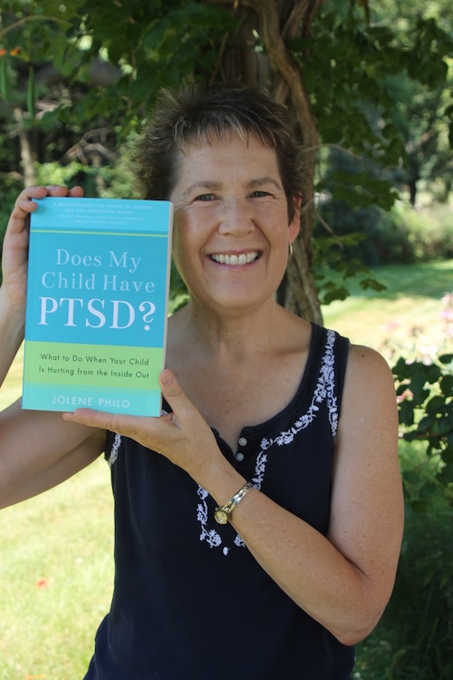 Does My Child Have PTSD?, a Bouncing Baby Book Is Here!