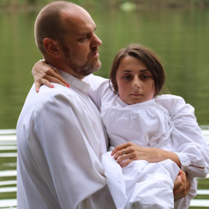 What does it mean to be baptized? That question dominated conversation during special needs family camp in Latvia.