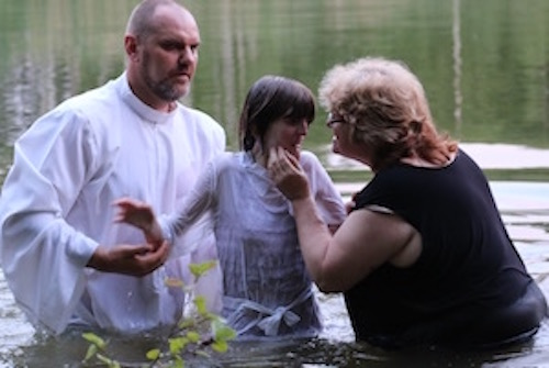 What Does It Mean To Be Baptized?