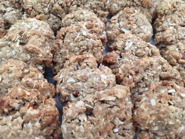 Coconut Cookies Redo