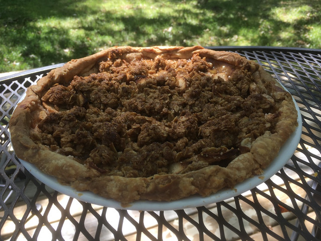 When in a Pinch Write about Pie