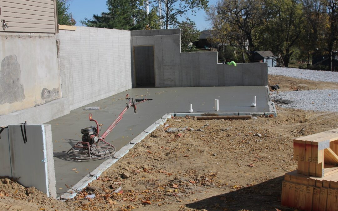 Concrete Withdrawal