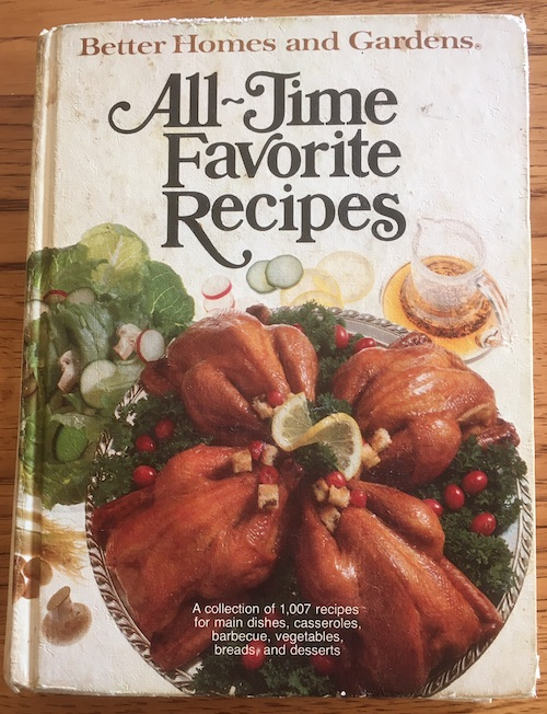 Caramel rolls have been an all time favorite at our house for decades. Ever since my mother-in-law gave me this cookbook when we lived in South Dakota.