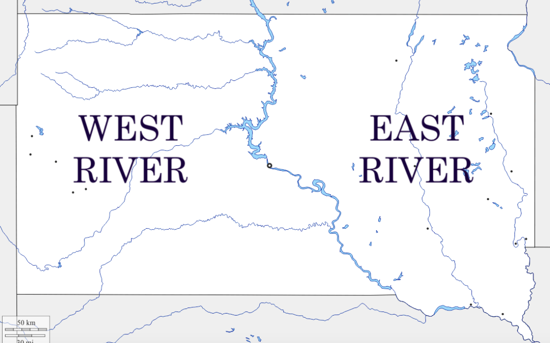 East River, West River, and More